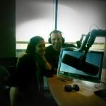 Me & Shane at Majic 95.5 talking about HAAM Jam!