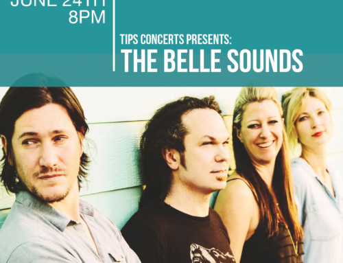 Love Letter: The Belle Sounds (we are hosting them at Tips next Friday!)