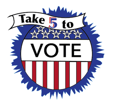 Take5ToVote