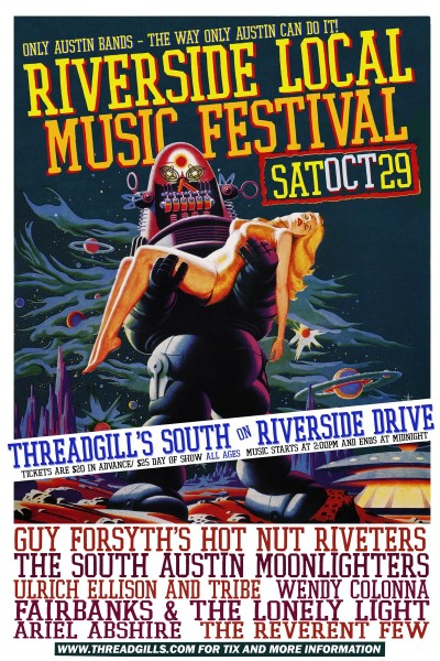 Riverside Local Music Festival