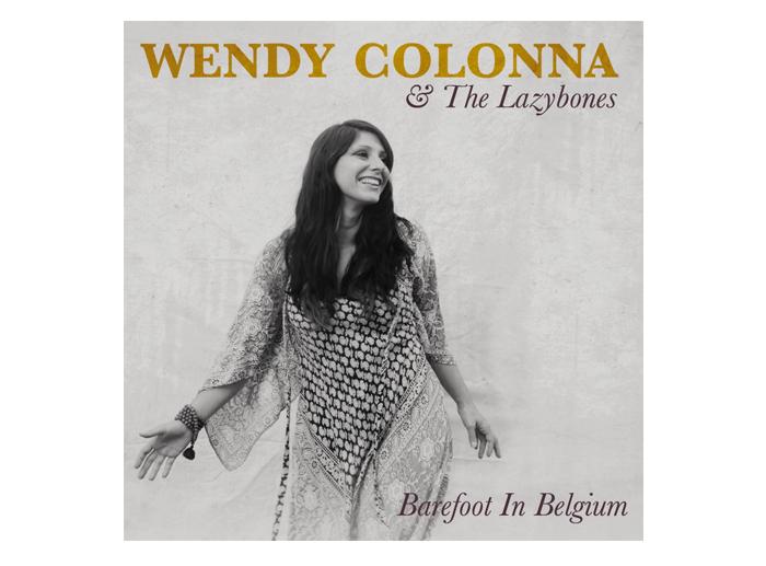 Barefoot in Belgium cd