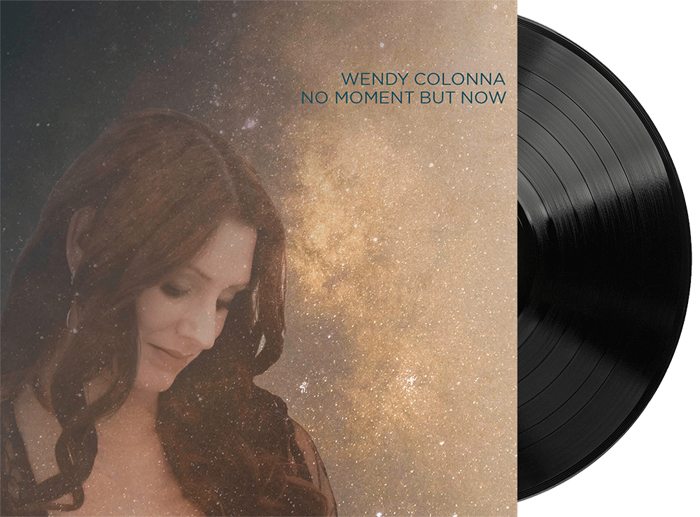 No Moment But Now Vinyl Record