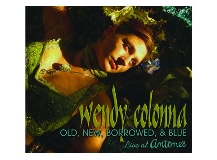 Old New Borrowed & Blue CD/DVD