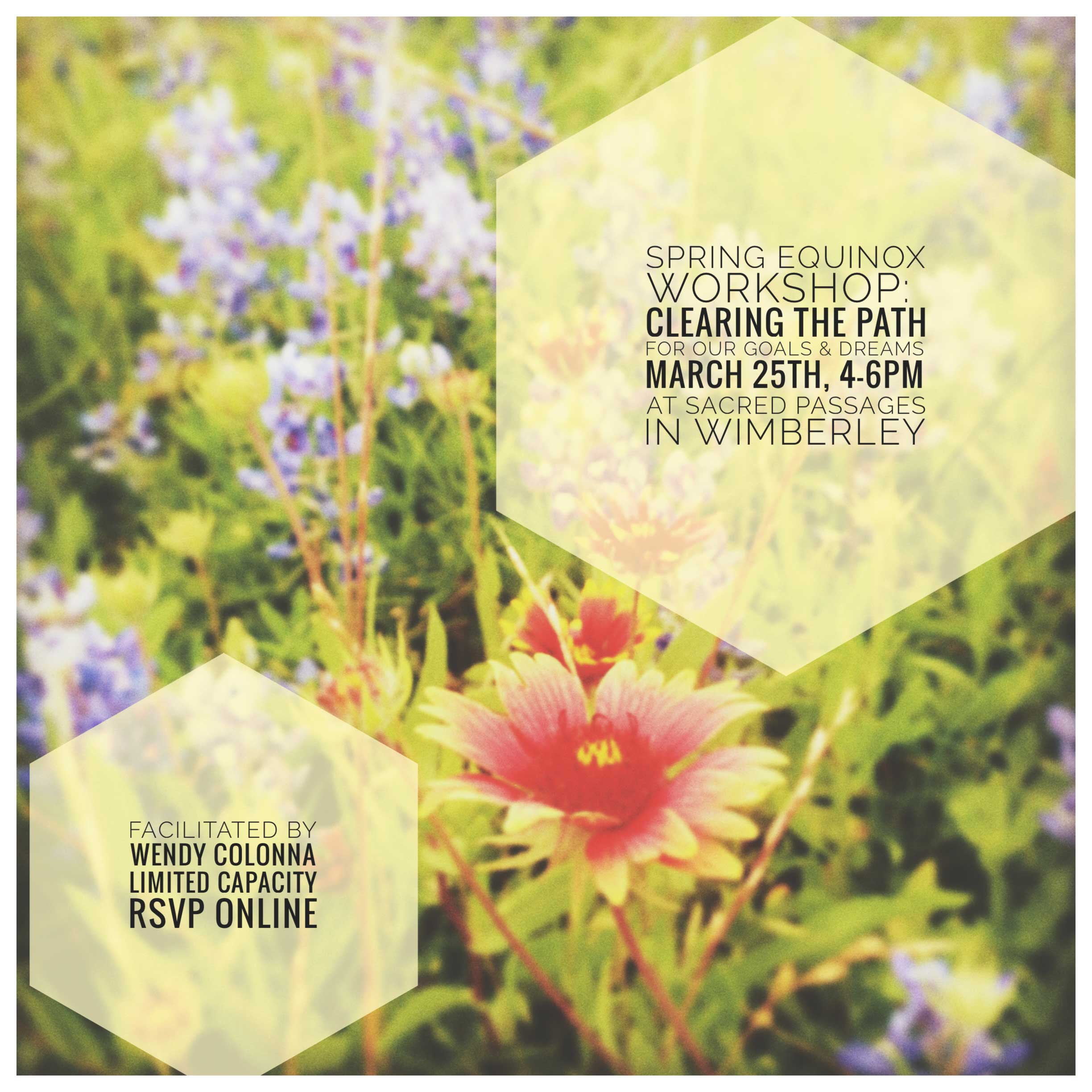 2018 Spring Equinox Workshop