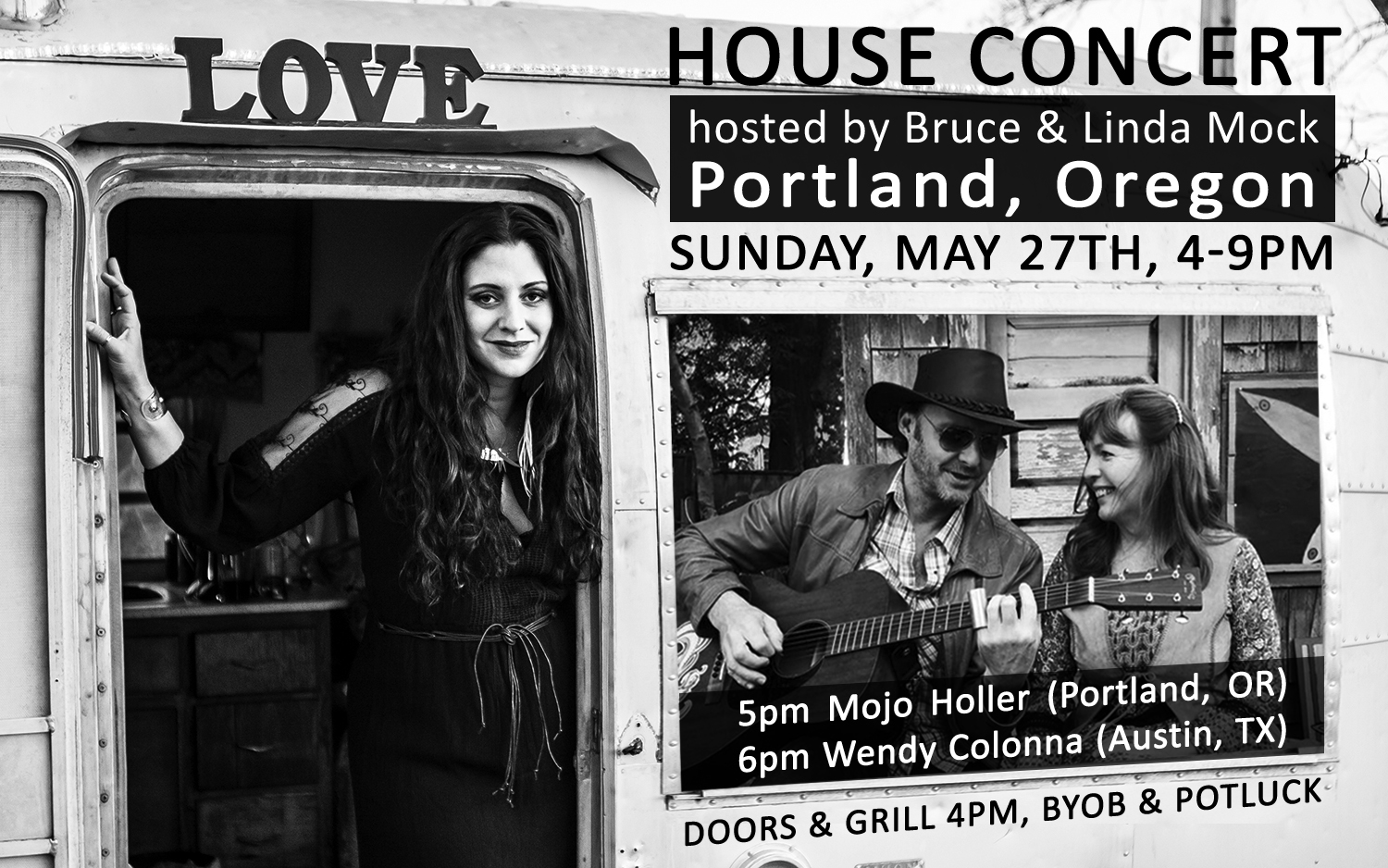Portland Oregon House Concert